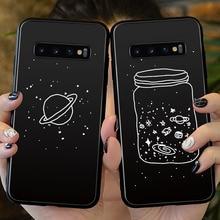 Fashion Wishing Bottle Universe For Case Samsung Galaxy S20 S8 S9 S10 Plus S10e lite S7 edge case for Samsung Note 8 9 10 Plus