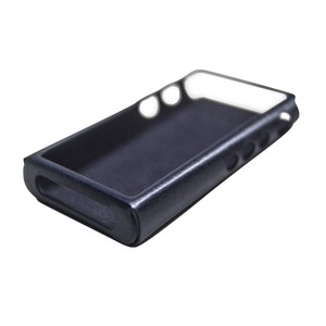 Image 5 - ポータブル落下防止音楽プレーヤー pu レザーケース hiby R5 ハイファイ音楽プレーヤー保護カバーケース MP3 プレーヤープロテクター