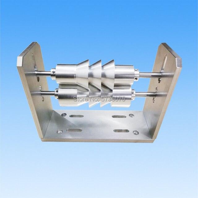 Flat mask machine folding flower roller mechanical accessories 1