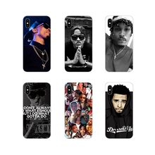 De agosto de Alsina cantante de música para Apple iPhone X XR XS 11Pro MAX 4S 5S 5C SE 6 6S 7 8 funda de piel suave transparente para ipod touch 5 6 Plus