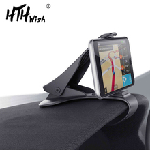 car phone holder 6.5inch Dashboard Holder Easy Clip Car Phone GPS Use Universal mobile