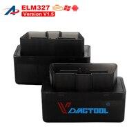 Herramienta de diagnóstico V1.5 Super Mini ELM327, Bluetooth, compatible con OBDii/OBD2, CANBUS inalámbrico, compatible con todos los modelos OBD2, Envío Gratis
