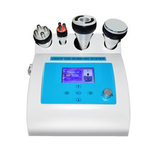 4 en 1 ultrasons liposuccion 40K Cavitation vide multipolaire bipolaire RF Laser minceur radiofréquence peau ascenseur serrer(China)