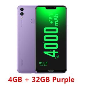 """Image 4 - Firmware Smartphone Honor 8C, Global, 4G, 4000mAh, Snapdragon 6,26 de 632 """", Octa Core, Android 8,1, cámara Dual, identificación facial, 4GB, 32GB"""