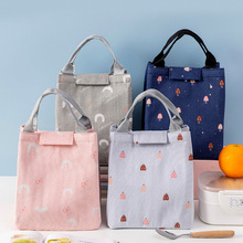 Bag Cooler Lunch-Bags Insulated Handbag Tote Food-Container School Women New Fashion