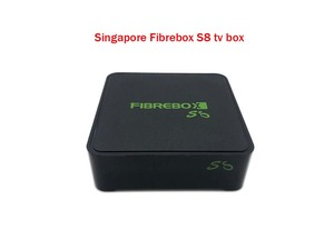 Image 1 - Fibrebox S8 Singapore fibre tv Android tv box for Singapore and Malaysia