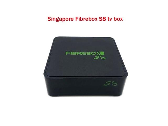 Fibrebox S8 Singapore fibre tv Android tv box for Singapore and Malaysia