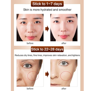Image 3 - [การจัดส่งปกติ] FONCE ครีม Anti Aging Moisturizer หกเปปไทด์เซรั่มริ้วรอยยกกระชับ 50G