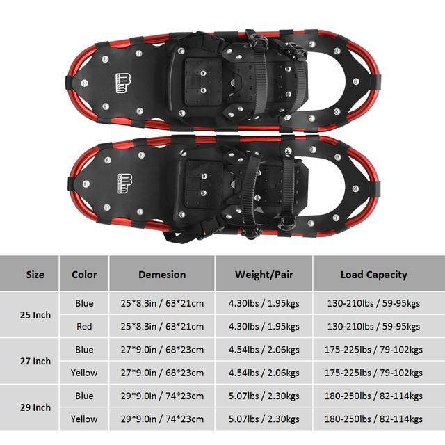 Outdoor Snowshoes  3
