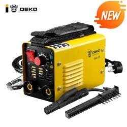 DEKO DKA-120 120A 4.1KVA IP21S Inverter Arc Electric Welding Machine MMA Welder for Welding Working and Electric Working