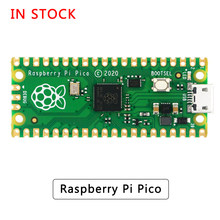 In Lager Raspberry Pi Pico RP2040 Mikrocontroller Chip Hohe Leistung Geringer Dual-core ARM Cortex M0 + Prozessor