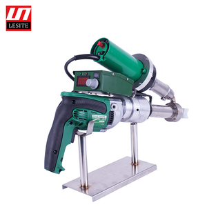 Image 3 - พลาสติกExtrusionปืนเชื่อมพลาสติกExtrusionเครื่องเชื่อมPP HDPEมือเชื่อมExtruder Hand Extruder LESITE LST600A