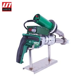Image 3 - Plastic extrusion welding gun plastic extrusion welder PP HDPE hand welding extruder hand extruder LESITE LST600A