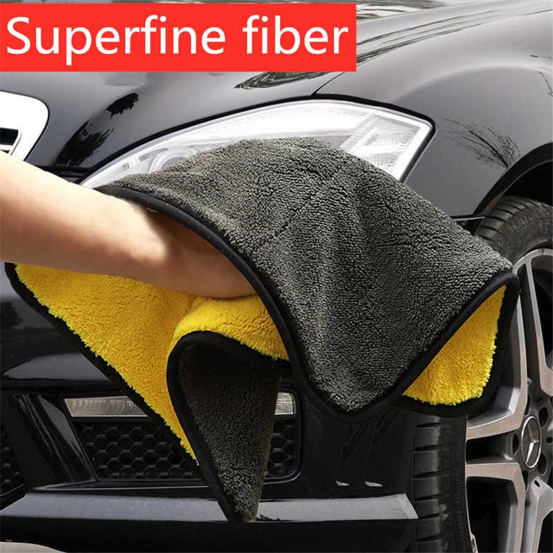 Extra Morbido Asciugamano In Microfibra per la Cucina Auto Mobili di Secchezza del Panno di Pulizia Super Assorbente