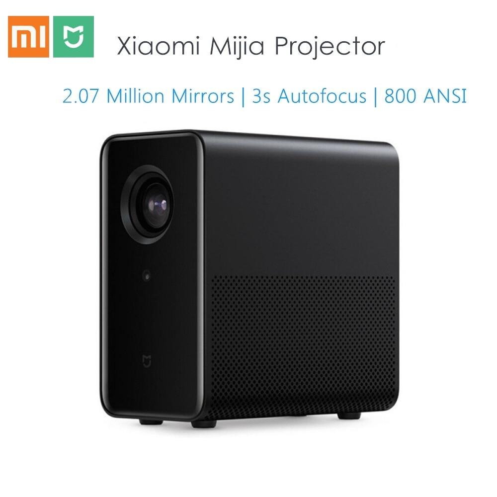 Xiaomi Mijia DLP Projektor 3500 Lumen 120 ''Quad Core T968 Cortex-A53 2GB + 16GB Android 6.0 Dual Band wiFi 4K Heimkino