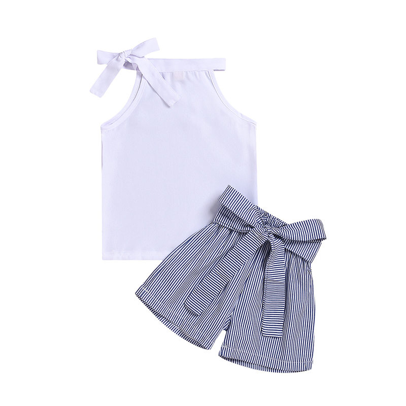 children clothes set kid girl summer outfit (3)