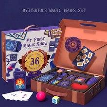 Обучающие игрушки Монтессори, Детские Волшебные реквизиты, набор для взаимодействия родителей и детей, обучающие игрушки для обучения рук