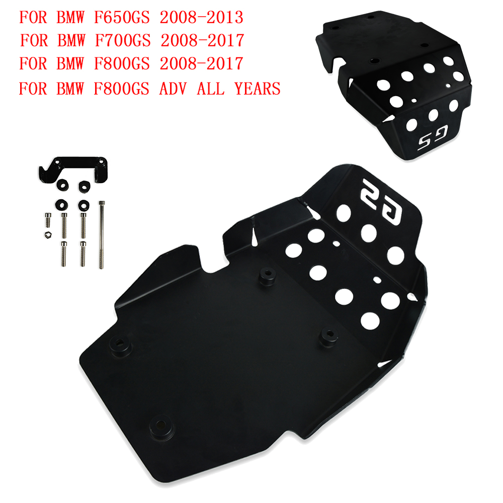 For BMW F650GS F700GS F800GS Motorcycle Skid base Plate Engine Chassis Protector