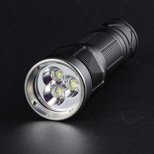 Image 3 - Konvoy S12 el feneri ile luminus sst20,nichia 219C, LH351D