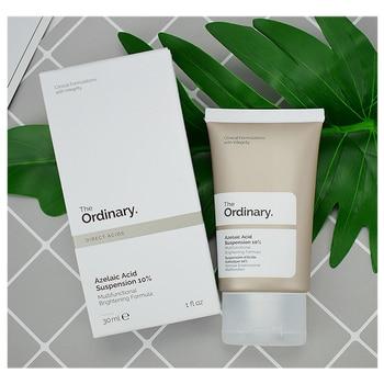 High-Adherence Ordinary Makeup Primer Concealer Azelaic Acid Suspension 10% Multi Functional Formula Acne Treatment Cream