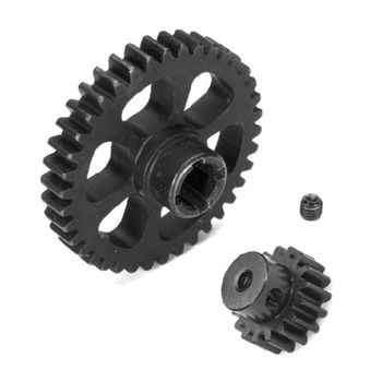 Metal Reduction Motor Gear Parts for Wltoys A949 A959 A969 A979 K929 RC Car