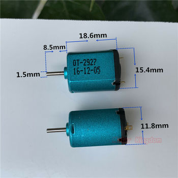 OT-FK-030SA-2927 DC 1.5V 3V 3.7V 23000RPM-52000RPM Ultra-High Speed Micro mini 030 Motor DIY RC Toy Car Boat image