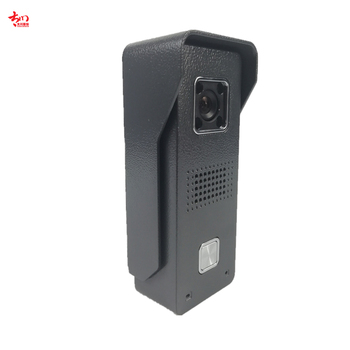 1080HD camera night vision 4 Wired video door phone intercom for multi-apartment and villa sunflowervdp wired intercom for private house 2 units 7 home phone 700tvl infrared night vision ccd camera doorphones in stock