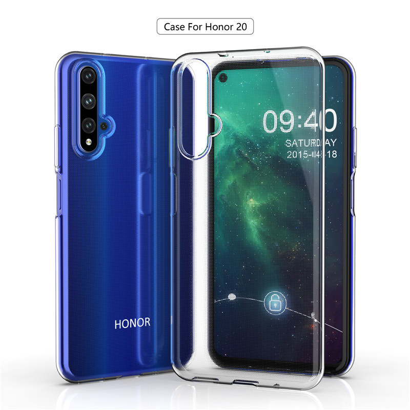 <font><b>Huawei</b></font> <font><b>GR5</b></font> <font><b>2017</b></font> Transparent Phone Case Non-Clamping Opening 1. 0mm Transparent TPU Oil Injection Printed Map Material Protective image