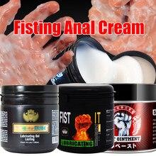 Poing – Gel de lubrification anale pour homme et femme, produit sexuel pour Gay, lubrifiant analgésique, produits intimes pour adultes, 18 +