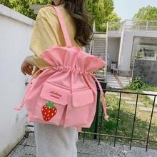 Back Pack Women Bags Backpacks For School Teenagers Girls Cute 2020 Kawaii Back Pack