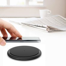 7.5W 10W 5W Qi Wireless Charger Pad Double-Sided Ultra Thin Heat Dissipation Intelligent Circuit Fast