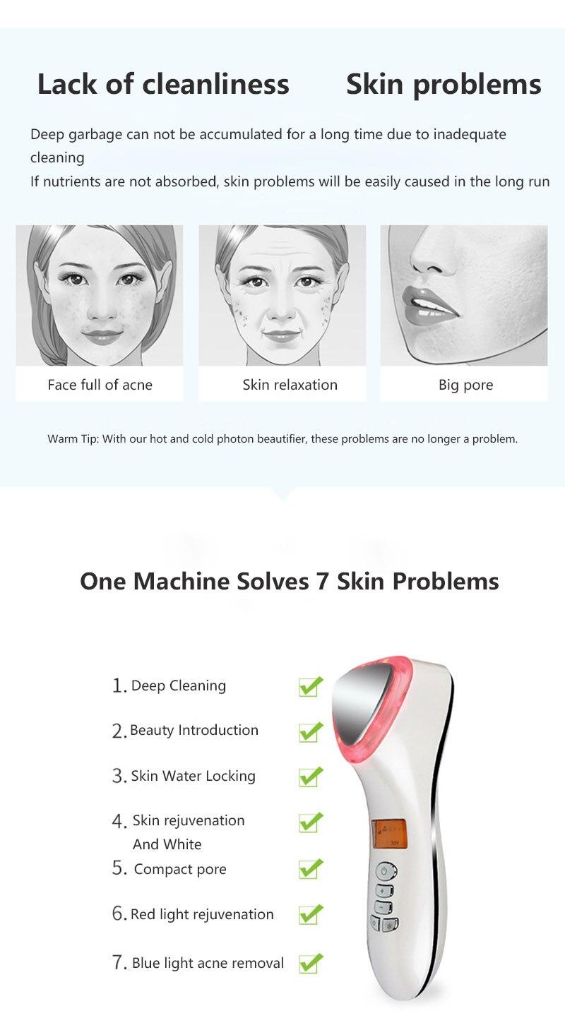 rápido rejuvenescimento da pele dos poros do psiquiatra