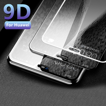 9D Full Cover Tempered glass For Huawei Mate 10 P20 Pro P20 Lite Glass P smart 2019 Protector Glass For huawei P20 Mate 10 Lite wing sweater guard brooch