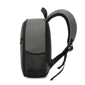 Image 4 - กล้องกันน้ำกระเป๋ากล้อง BackpackDSLR ขาตั้งกล้องแบบพกพากระเป๋าเลนส์กระเป๋ากล้องวิดีโอสำหรับ Canon Nikon SONY Xiaomi แล็ปท็อป