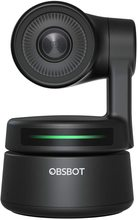 Ai Powered Ai Tracking Zoom Ptz Webcam, obsbot Tiny 2 Axis Gimbal Full Hd 1080P Video Chat Online Vergadering Online Live Streaming
