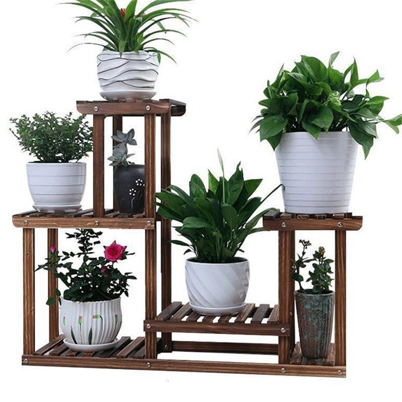 Room Escalera For Stojaki Estanteria Indoor Stand Ladder Mueble Para Plantas Rack Stojak Na Kwiaty Balcony Flower Plant Shelf