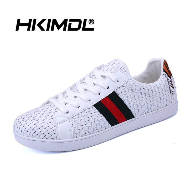 HKIMDL Quality Light Net Men Women Shoes Summer Breathable Mesh Casual Fashion Summer Soft Comfortable Flats Flying Woven