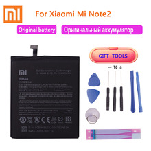 Xiaomi Original Replacement Battery BM48 4000mAh for Xiaomi Mi Note 2 Phone Batteries with free tools gbtiger with 2 batteries