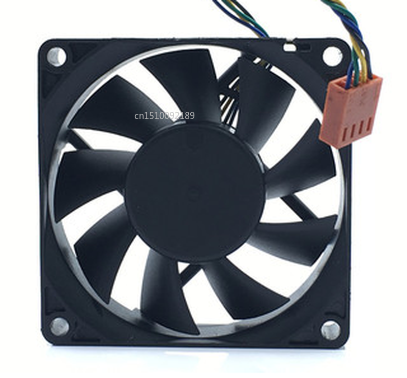 Free Shipping For FOXCONN PVA070F12H 12V 0.42A 7CM 7020 4-wire PWM CPU Fan