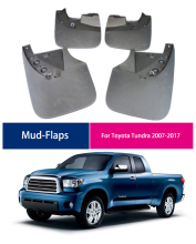 For 2007-2017 TOYOTA Tundra mud guards car  Mud Flaps Fenders splash mudguards flaps 4PCS