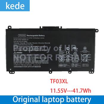Kede oryginalny akumulator do laptopa TF03XL dla HP Pavilion 15-CC 14-bf033TX 14-bf108TX 14-bf008TU HSTNN-UB7J TPN-Q188 TPN-Q189 TPN-Q190 tanie i dobre opinie Li-ion 3 Komórki 11 55V