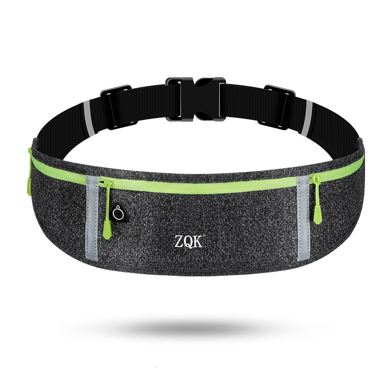 2019 Fanny Pack Motion Pocket Run Mobile Phone Waist Bags Men Women Outdoors Traveling Waterproof Luxury Mini Small Belt Package
