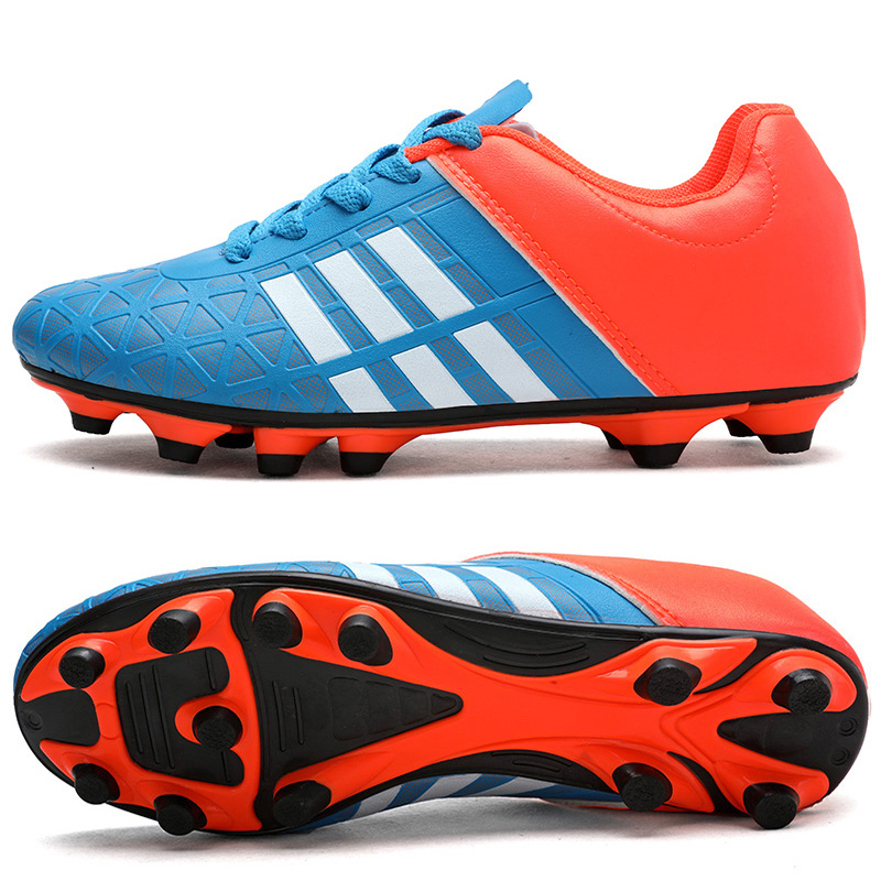 Original Training Soccer Sneakers Speedmate FG Football Boots Comfortable Soft Breathable Soccer Cleats Academy Artificial Grass 10