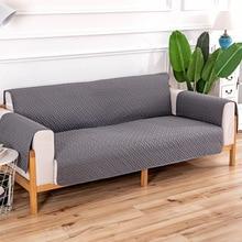 Sofa Slipcover Reversible Sofa Cover Furniture Protector Anti Slip Protect for Pets Kids Children Dog Cat