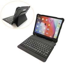 For iPad Pro 11 inch 2020 2018 Case Keyboard with Stand Pencil Holder Function Tablet Bluetooth Keyboard Case For iPad Pro 11