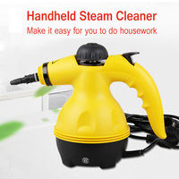 Multi Purpose Pressurized Handheld Electric Steam Cleaner Portable Household Cleaner All In One Sanitizer Kitchen Carpet 220V EU