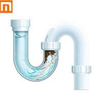 Tüketici Elektroniği'ten Akıllı Uzaktan Kumanda'de Xiaomi clean n taze kanalizasyon temizleyici çözünmüş boru lekeleri tarama boru hattı bakteriostasis ve koku giderme 24 adet