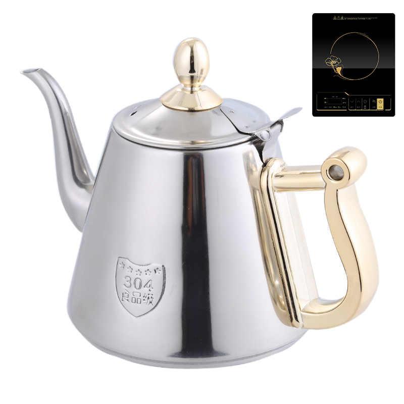 Coffee Maker Pot Stainless Steel Kettle