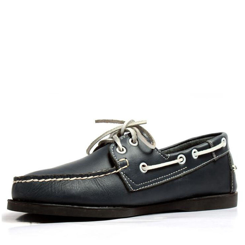 Men Genuine Leather Driving Shoes,New Fashion Docksides Classic Boat Shoe,Brand Design Flats Loafers For Men Women 2019A011