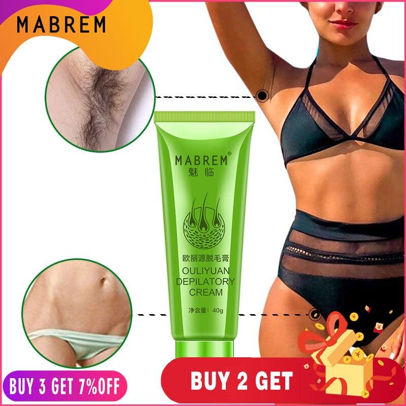 Мабрем крем для удаления волос средство для безболезненного удаления волос для подмышек, для ног и рук Уход за кожей Уход за телом крем для депиляции 40 г для мужчин женщин и мужчин|Крем для удаления волос|   | АлиЭкспресс